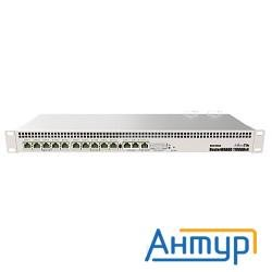 Mikrotik Rb1100ahx4 Маршрутизатор 7.5 Гбит/с, 13x 1g Ethernet, 1х Microsd, 802.3at