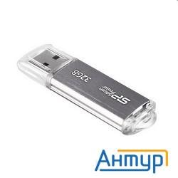Silicon Power Usb Drive 32gb Ultima Ii Sp032gbuf2m01v1s {usb2.0, Silver}