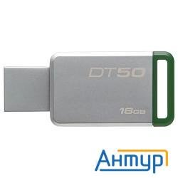 Kingston Usb Drive 16gb Dt50/16gb {usb3.1}