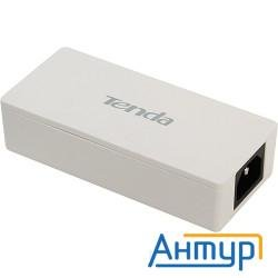 Tenda Poe30g-at Ieee802.3at Compatible; 2 10/100/1000mbps Rj45 Port;  100m Poe Extension