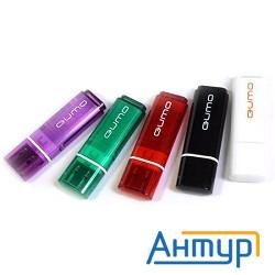 Usb 2.0 Qumo 8gb Optiva 01 Black [qm8gud-op1-black]