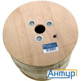 5bites Utp/solid/5e/24awg/copper/pvc+pe/black/outdoor/drum/305m Express Us5525-305be