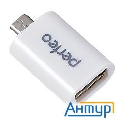 Perfeo Usb Adapter With Otg (pf-vi-o002)
