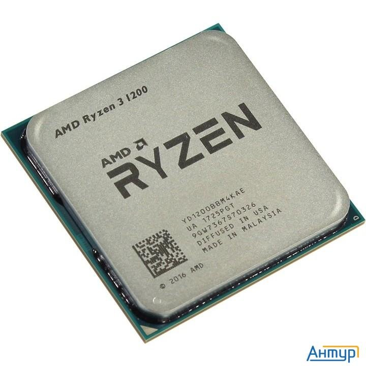 Cpu Amd Ryzen Ryzen 3 1200 Oem {3.1ghz, 8mb, 65w, Am4}