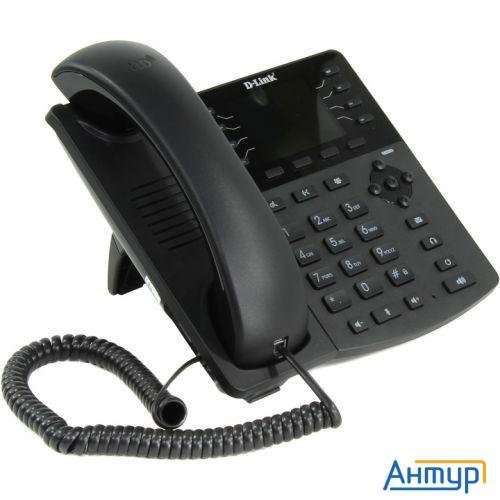 D-link Dph-150se/f3a/f4a Sip Voip Phone With Poe Support, Russian Menu, Internet Radio, P2p Connecti