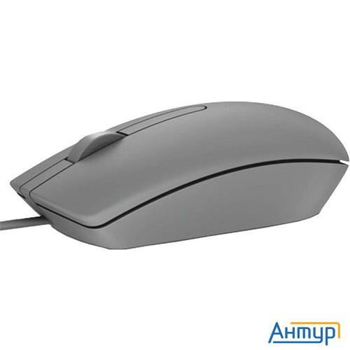 Dell [570-aait] Ms116 Optical Mouse Gray Usb