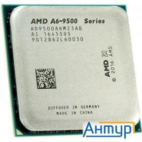 Cpu Amd A6 9500 Oem {3.5-3.8ghz, 1mb, 65w, Socket Am4}