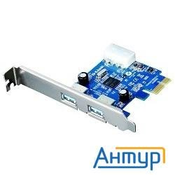 Pci -> Usb 3.0 2-port D-link Dub-1310