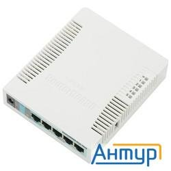 Mikrotik Rb951g-2hnd Routerboard 951g-2hnd With 600mhz Cpu, 128mb Ram, 5xgbit Lan, Built-in 2.4ghz 8