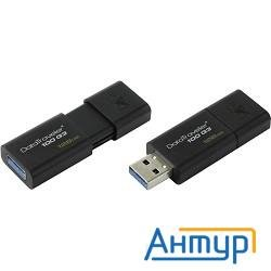 Kingston Usb Drive 128gb Dt100g3/128gb {usb3.0}