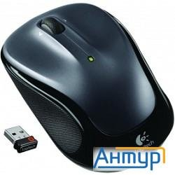 910-002142 Logitech Mouse M325 Dark Silver Wireless беспроводная