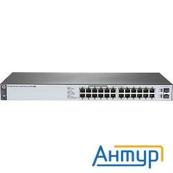 Hp J9983a Hp 1820-24g-poe+ (185w) Switch (web-managed, 12*10/100/1000 Poe+, 12*10/100/1000, 4*sfp, 1