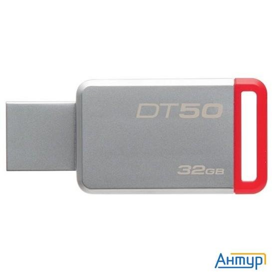 Kingston Usb Drive 32gb Dt50/32gb {usb3.1}