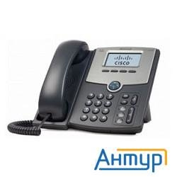 Cisco Sb Spa504g-xu Cisco 4 Line Ip Phone With Display, Poe And Pc Port-crypto Disable