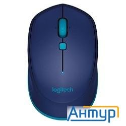 910-004531 Logitech Bluetooth Mouse M535 Blue