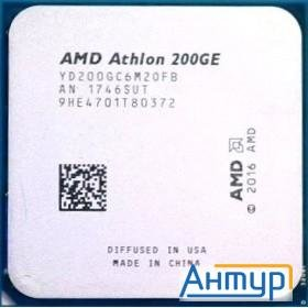 Cpu Amd Athlon 200ge Am4 (oem)
