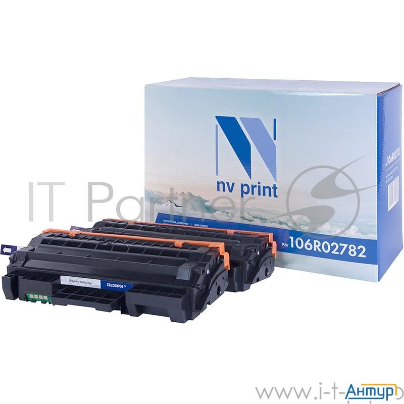 Nvprint 106r02782 Картридж Nv Print для Xerox Phaser 3052/3260/wc 3215/3225  2ш