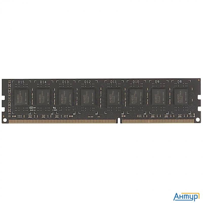 Модуль памяти Amd Radeon  Dimm Ddr3 2gb 1600 R5 Entertainment Series Black R532g1601u1s U Non Ecc, C