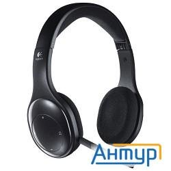 981-000338 Logitech Wireless Headset H800 Usb черные