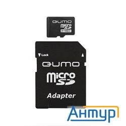 Micro Securedigital 32gb  Qumo (qm32micsdhc10) Hc10