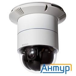 D-link Dcs-6616/a1a Proj High Speed Dome Network Camera With 12x Optical Zoom