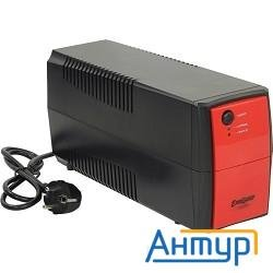 Exegate Ep254853rus ИБП Exegate Power  Back Bnb-600  <600va, Black-red, 2 евророзетки>