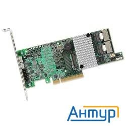 Lsi Контроллер Lsi Logic Lsi00330 Megaraid Sas 9271-8i Sgl 1gb Ddriii Pci-e, 8-port 6gb/s, Sas/sata