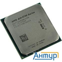 Cpu Amd A10 9700 Oem {3.5-3.8ghz, 2mb, 45-65w, Socket Am4}