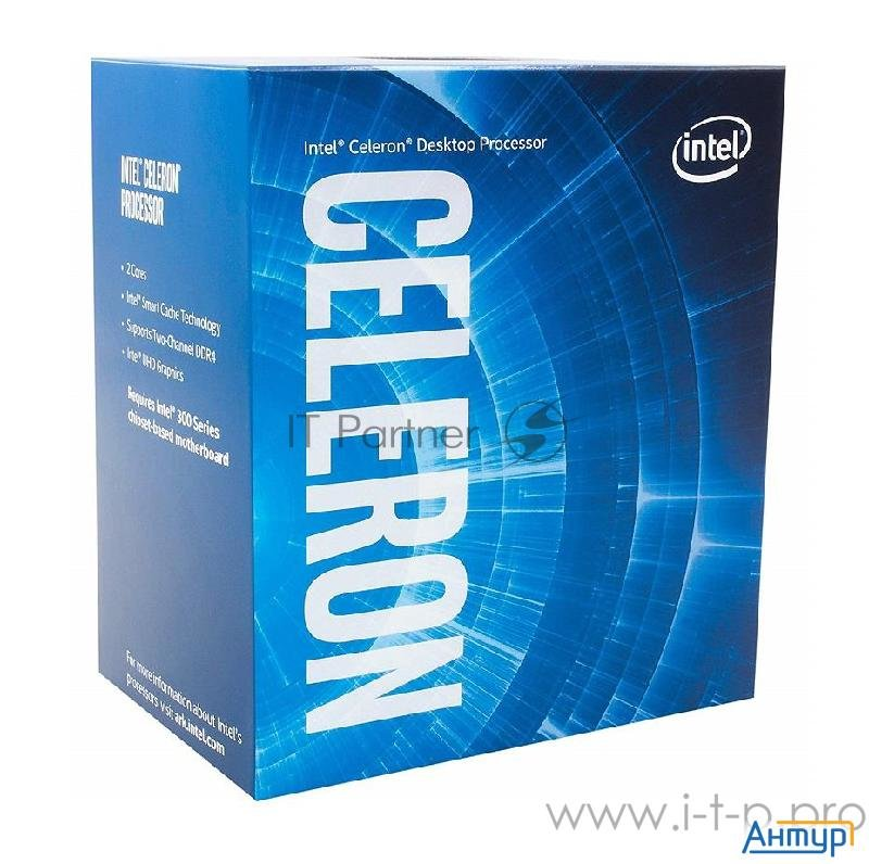 Процессор Intel Celeron G4930 S1151 Box 3.2g Bx80684g4930 S R3yn In