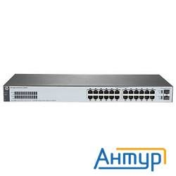 "Hp J9980a Hp 1820-24g Switch (web-managed, 24*10/100/1000 + 2*sfp, Fanless, Rack-mounting, 19"")"