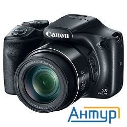 "Canon Powershot Sx540 Hs черный {20mpix Zoom50x 3"" 1080p Sdxc Cmos 1x2.3 Is Opt 1.6fr/s 30fr/s Hdmi/"