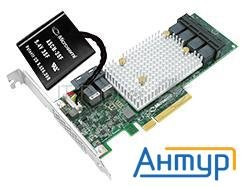 Контроллер жестких дисков Microsemi Adaptec Smartraid 3154 24i Single,24 Internal Ports,pcie Gen3 ,x