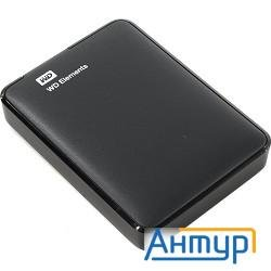 "Wd Portable Hdd 2tb Elements Portable Wdbu6y0020bbk-wesn {usb3.0, 2.5"", Black}"