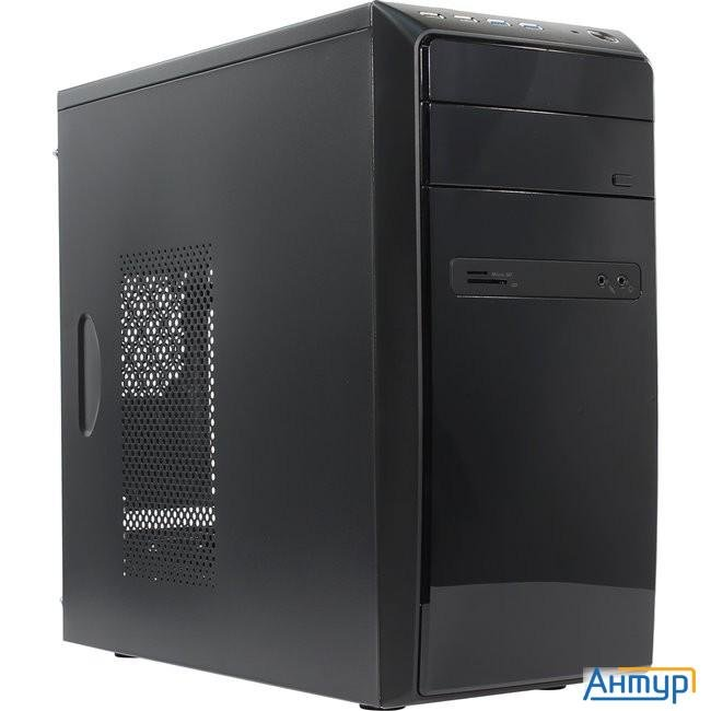Es726bk Pm-450atx U2*2+u3*2+a(hd) Microatx (psu Powerman)  [6120259]