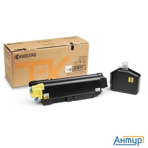 Kyocera-mita Tk-5280y Тонер-картридж,yellow  {p6235cdn/m6235cidn/m6635cidn (11000стр)}