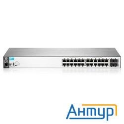 "J9776a Hp 2530-24g Switch (managed, 24*10/100/1000 + 4 Sfp, 19"")"