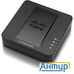 Cisco Sb Spa112-xu Cisco Sb Шлюз Voip (2 Fxs)