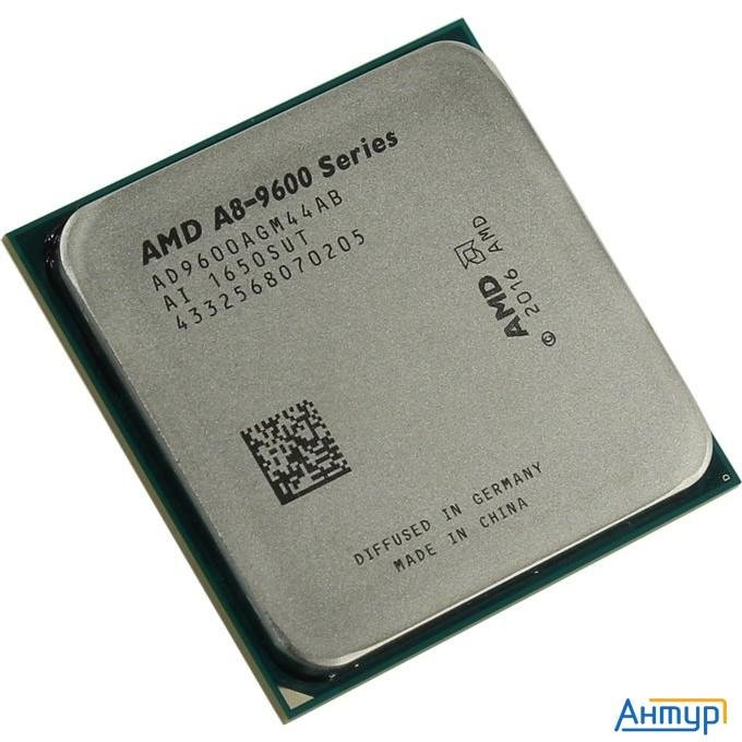 Cpu Amd A8 9600 Oem {3.1-3.4ghz, 2mb, 65w, Socket Am4}