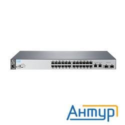 J9782a Hp 2530-24 Switch (managed, L2, 24*10/100 + 2*10/100/1000 + 2*sfp, Fanless Design, Rackmount