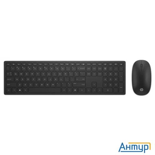 Hp 800 [4ce99aa] Wireless Combo Keyboard/mouse Usb