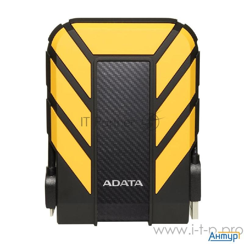 "Внешний жесткий диск 2.5"""" 1tb Adata Hd710 Pro Ahd710p 1tu31 Cyl Usb 3.1, Yellow, Retail"